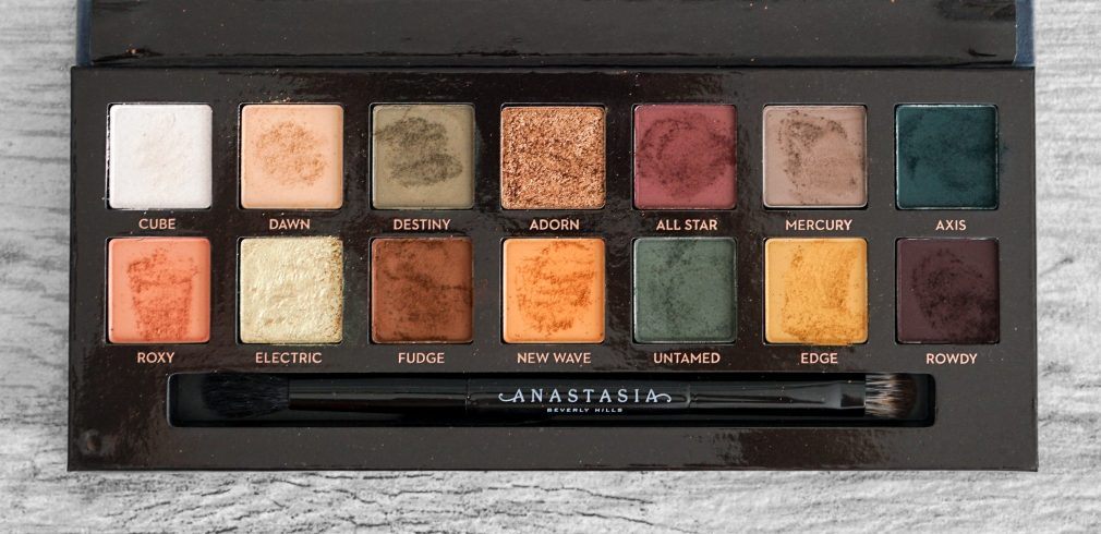Anastasia Beverly Hills Subculture Fallout Eyeshadow Palette ABH
