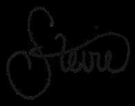 Stevie.Cakes Blog Signature