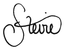 Stevie.Cakes Blog Signature